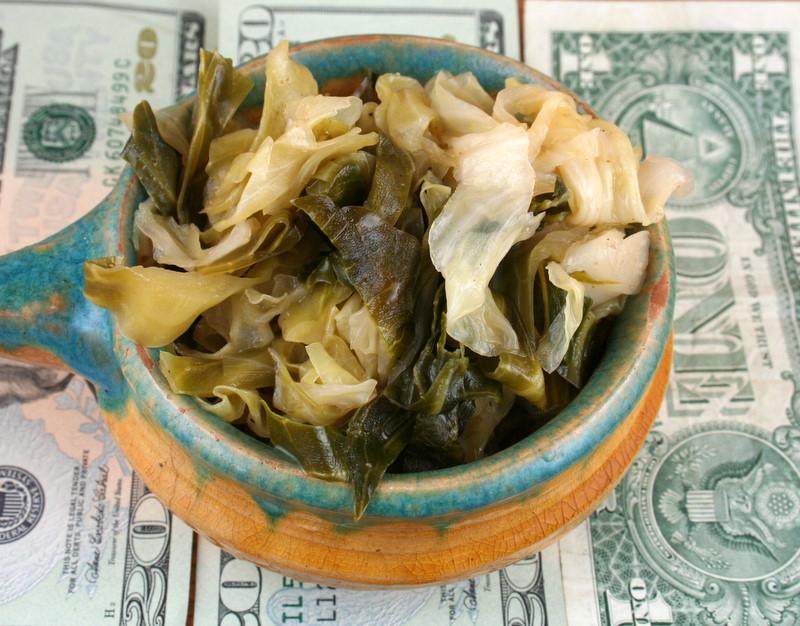 Foldin' Money Cabbage