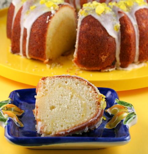 Lavish Lemon Cake