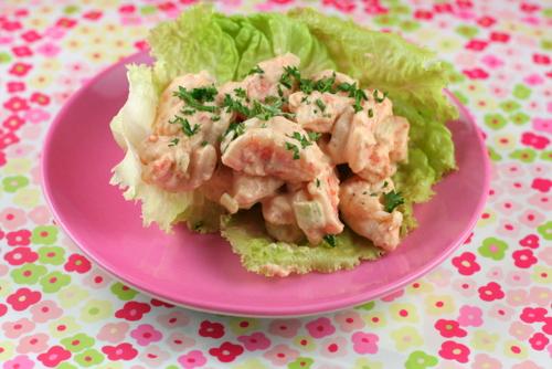 Comeback Shrimp Salad