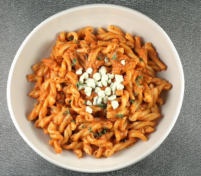 Tomato Gorgonzola Butter Sauce
