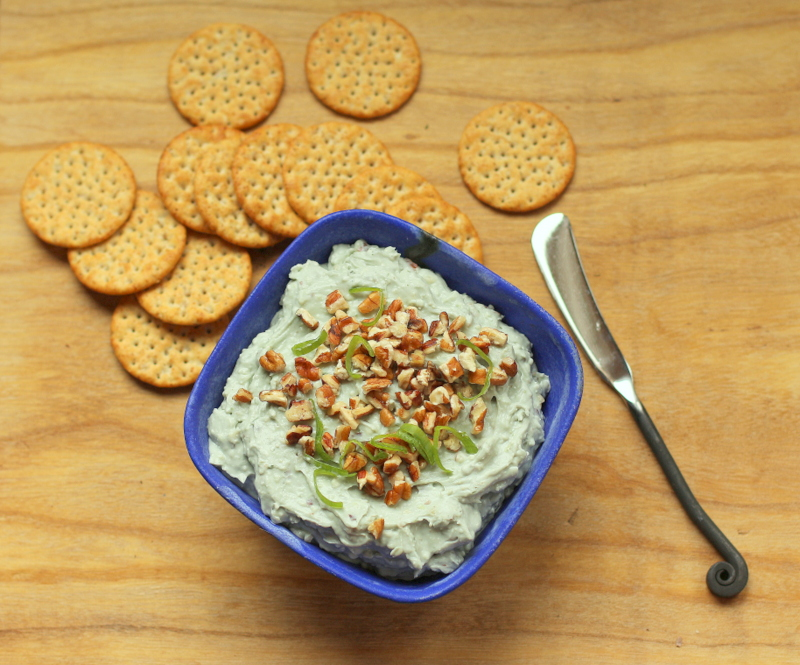 Southern Blue Cheese Pecan Spread