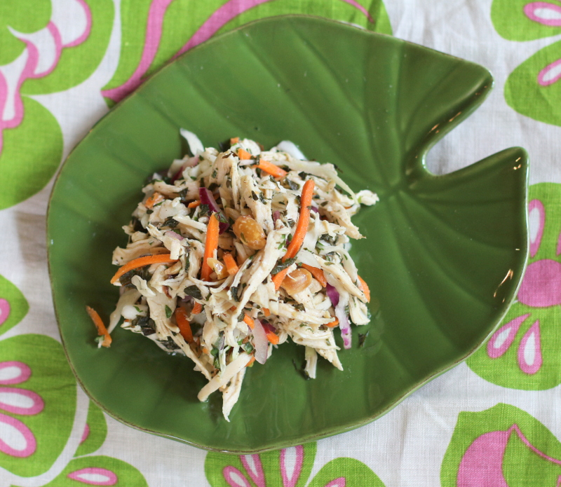 Nancie's Asian Chicken Salad